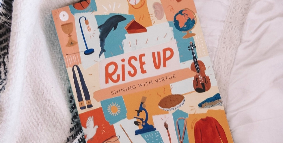 Rise Up Virtues Devotional for Kids