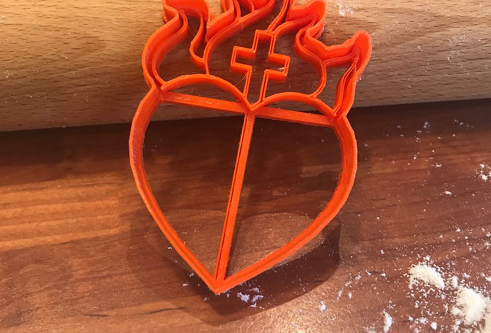 Sacred Heart, Cookie Cutter