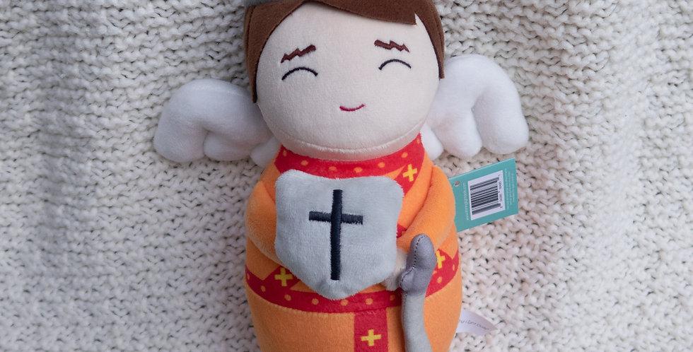 St. Michael the Archangel Plush Doll