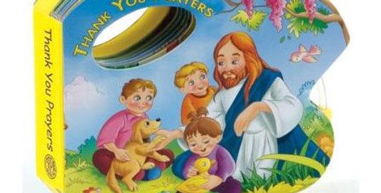 Thank You Prayers (board book)