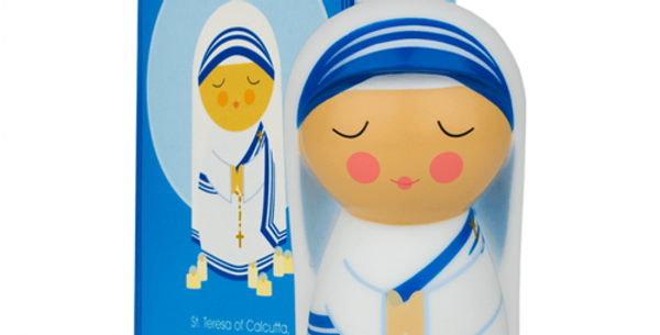 Saint Mother Teresa of Calcutta Shining Light Doll