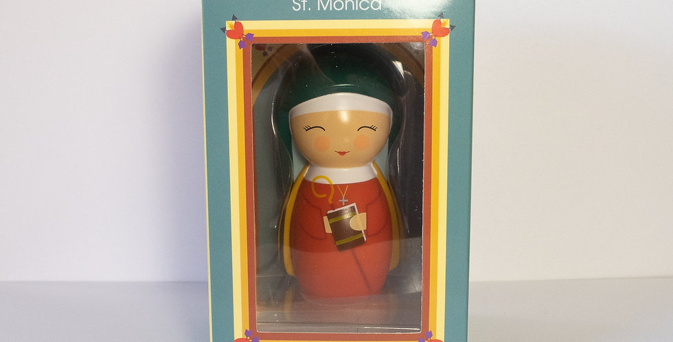 Saint Monica Shining Light Doll