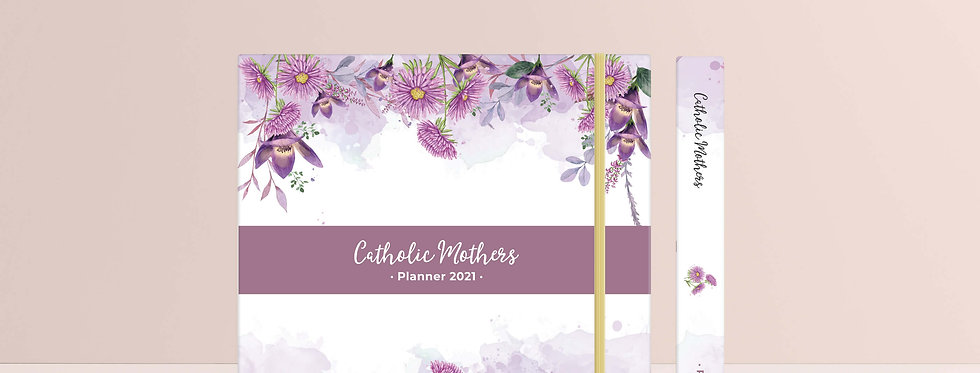 Catholic Mothers 2021 Planner