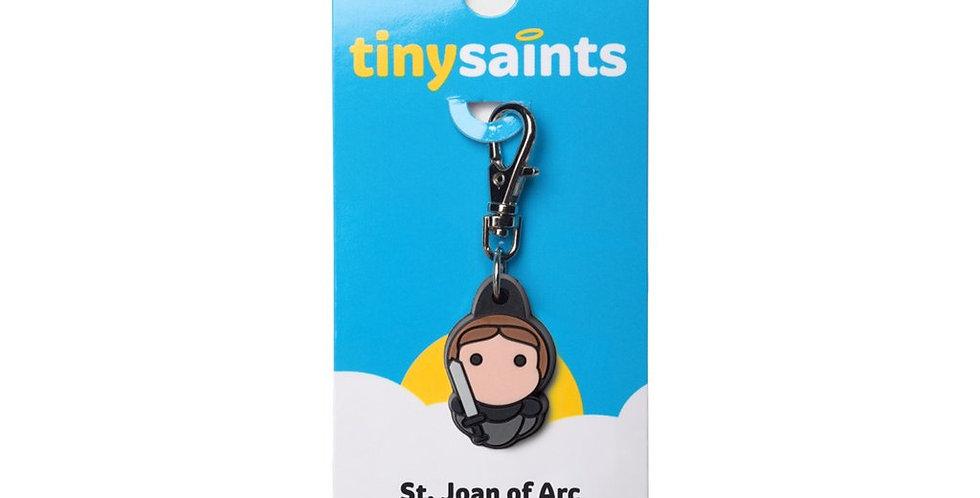 St Joan of Arc Charm
