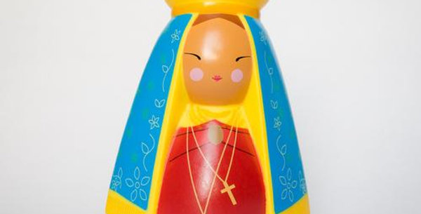 Our Lady of Aparecida Shining Light Doll