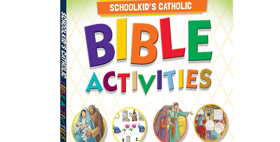 Catholic Bible Activities, Ages 7-11