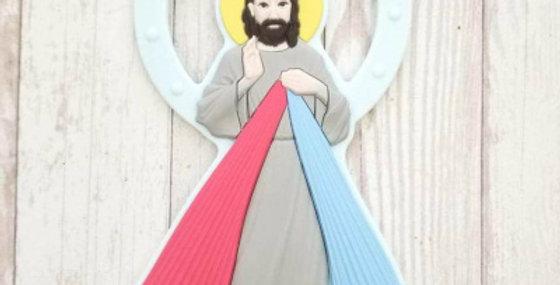 Divine Mercy Teether