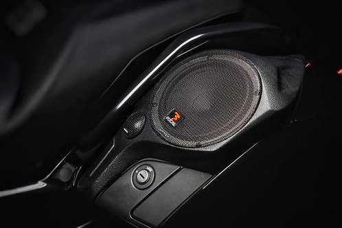 Rear box speakers for K1600B and Grand America