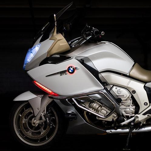 Подсветка логотипов и поворотов - Fullcomp LED lighting system