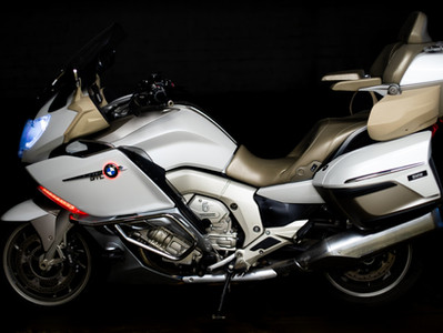 BMW K1600 GTL EXCLUSIVE