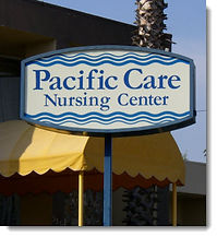 Wiring for Pacific Care Nursing Center, OC