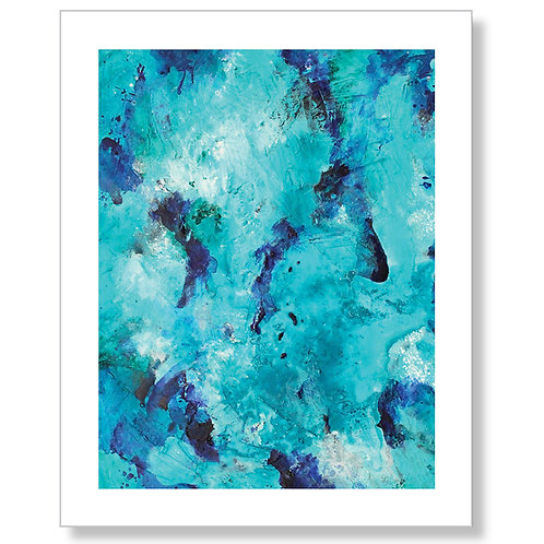"""Ocean of Love"" Art Print"