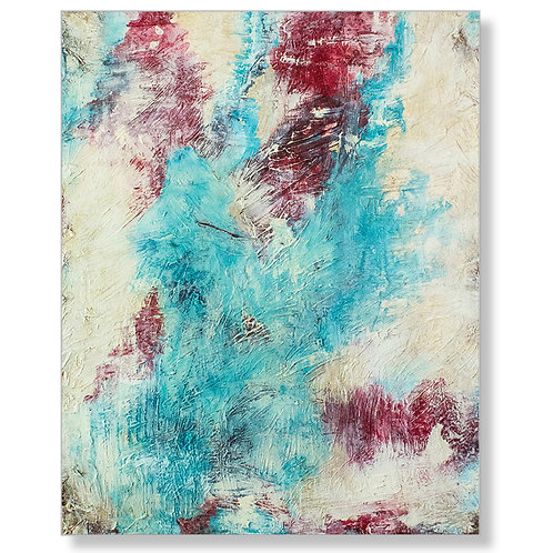 """The Journey"" Canvas Art Print"