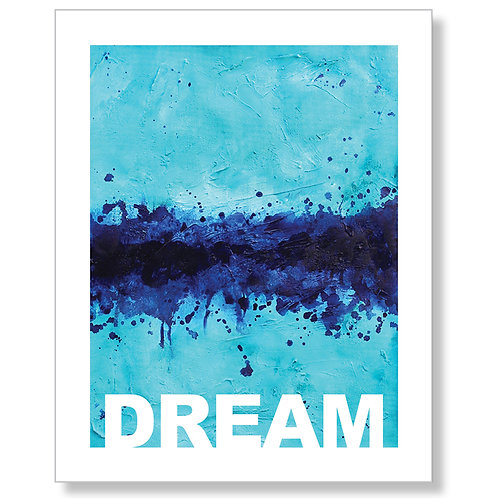 """Dream"" Art Print"