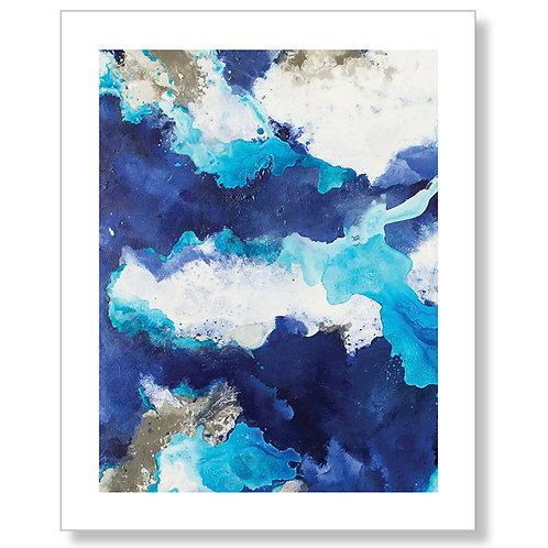 """""""Living Waters"""" Art Print"""