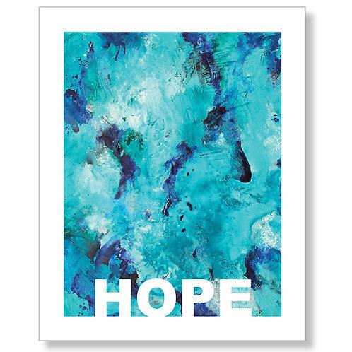 """Hope"" Art Print"