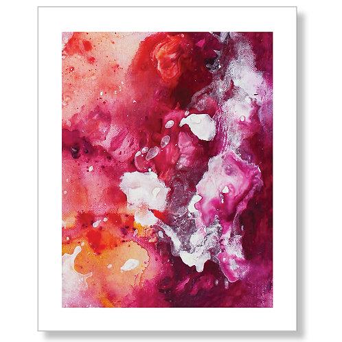 """""""Summer Summer Time"""" Art Print"""