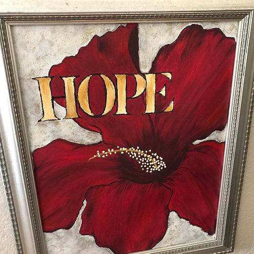 """""""Hope"""" Original Art"""