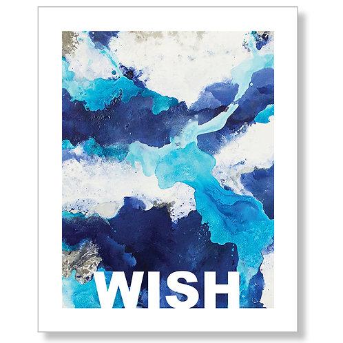 """Wish"" Art Print"