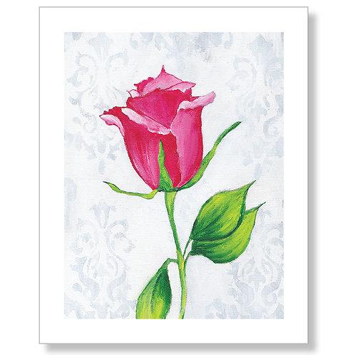 """Your Kiss"" Art Print"