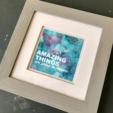 """""""Amazing Things II"""""""