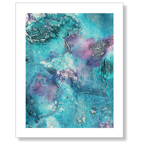"""Cotton Candy"" Art Print"