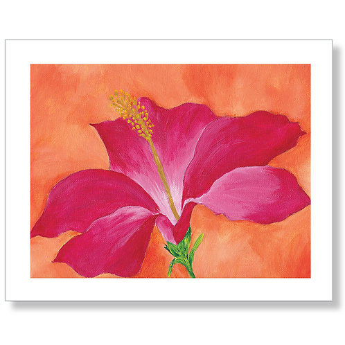 """Love of Lilies"" Art Print"
