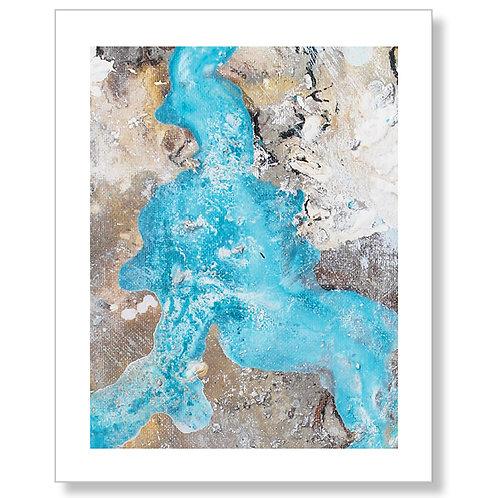"""""""Life's A Beach II"""" Art Print"""