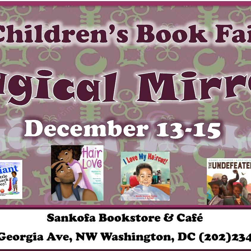 9th annual  Magical Mirrors Children's Book Fair