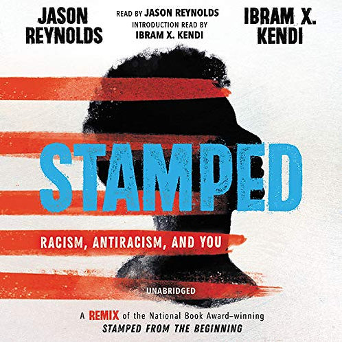 Stamped: Racism, Antiracism, and You (CD)