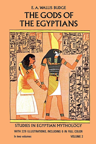 The Gods of the Egyptians Vol 2