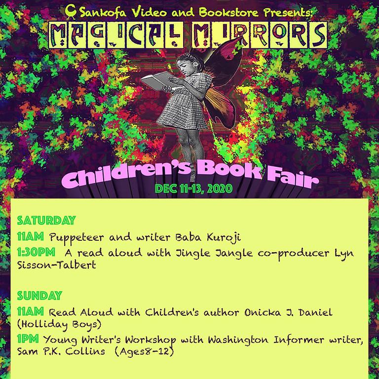 10th Annual Magical Mirrors Children's Book Fair