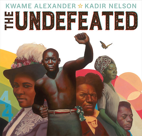 The Undefeated Hardcover – Picture Book