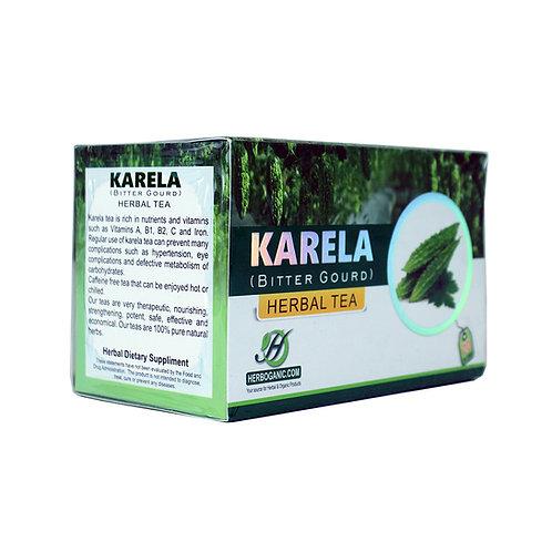 Karela Herbal Tea - 20 Bags