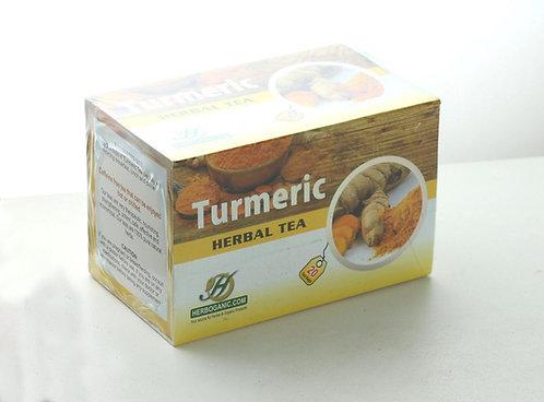 Turmeric Herbal Tea - 20 Bags