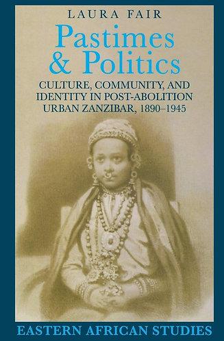 Pastimes and Politics