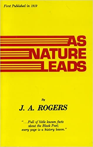As Nature Leads
