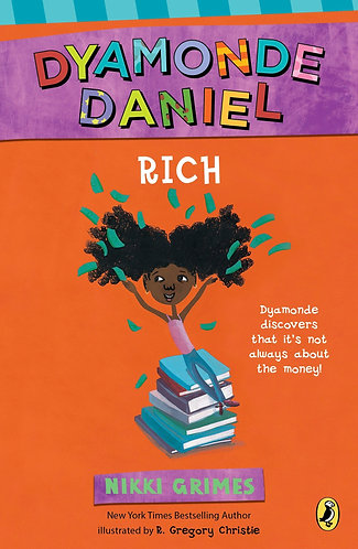 Rich: A Dyamonde Daniel Book ( Dyamonde Daniel Book #2 )