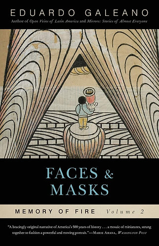 Faces and Masks: Memory of Fire, Volume 2 (Memory of Fire Trilogy #02)
