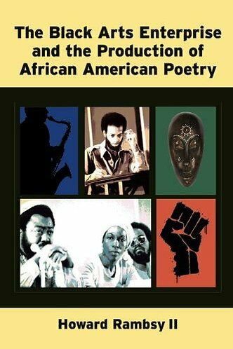The Black Arts Enterprise and the Production of African American Poetry