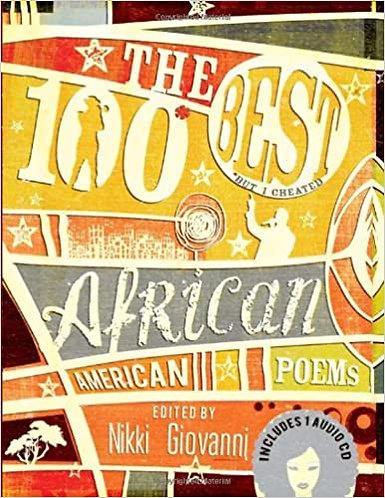 The 100 Best African American Poems [With CD (Audio)]