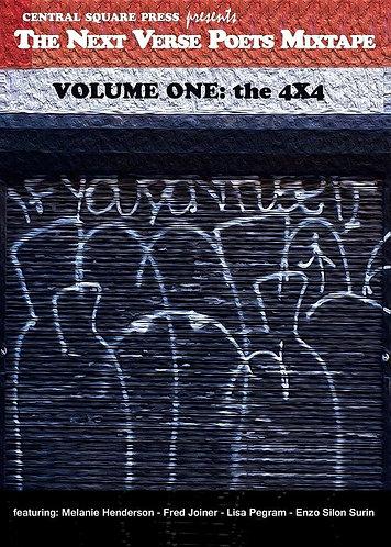 The Next Verse Poets Mixtape: Volume One: The 4 X 4