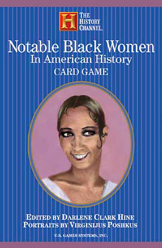 Notable Black Women in American History - Card Game