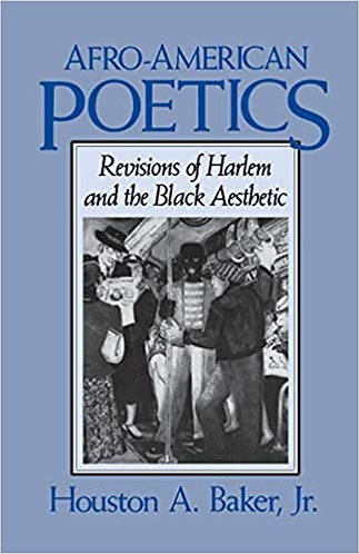 Afro-American Poetics Afro-American Poetics Afro-American Poetics: Revisions of