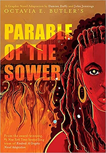 Parable of the Sower:  A Graphic Novel Adaptation: A Graphic Novel Adaptation Bo