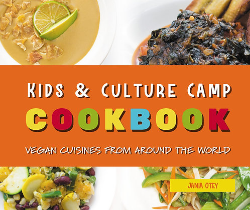 Kids & Culture Camp Cookbook