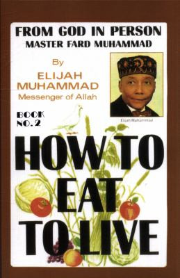 How To Eat To Live Book 2 Sankofa Dc