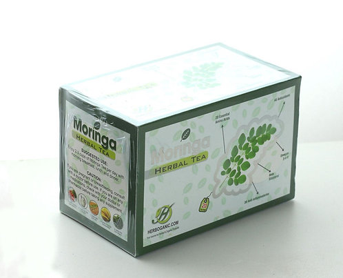Moringa Herbal Tea - 20 Bags