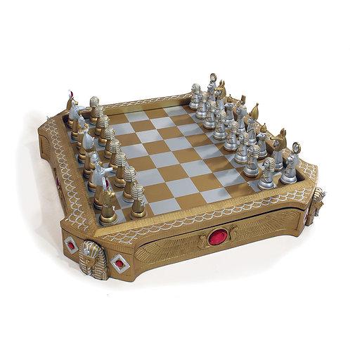 Deluxe King Tut Chess Set