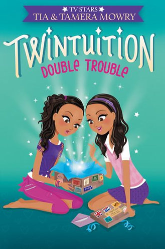 Twintuition: Double Trouble ( Twintuition #2 )